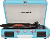 Crosley Cruiser Platenspeler - Lichtblauw