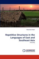 Repetitive Structures in the Languages of East and Southeast Asia