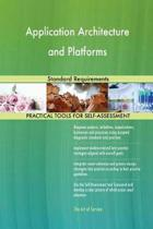 Application Architecture and Platforms Standard Requirements