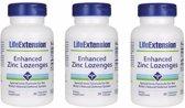 Enhanced Zinc Lozenges, 30 Vegetarian Lozenges, 3-pack