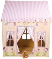 Butterfly Cottage Playhouse (Win Green - speeltent groot)