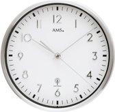 AMS 5912 Wandklok Zendergestuurd 25 cm ø