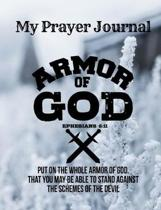 Forged In God's Strength Christian Journal - Sermon Notes Bible Study Notebook: Bible Study Journal Diary Workbook: An Inspirational Worship Book To R
