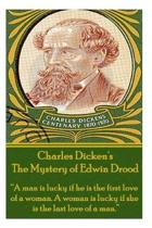 The Mystery of Edwin Drood, By Charles Dickens