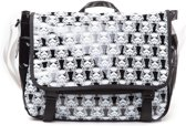 Star Wars - Storm Trooper - Messenger Bag with Allover Print