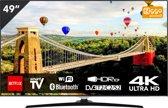 """Hitachi 49HK6500 - LED 4K Ultra HD Smart TV 49"""""""