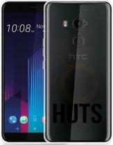 HTC U11 Plus Hoesje Huts zwart