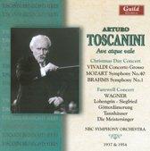 Toscanini/Nbc Symphony Orchestra - Toscanini Debut & Farewell