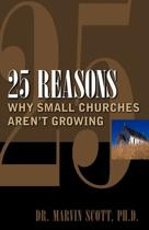 25 Reasons Why Small Churches Aren't Growing