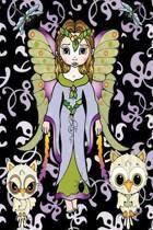 Fairy 2 Diary - Journal - For Girls