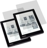 Gecko Covers Screenprotector voor Kobo Aura - Matt