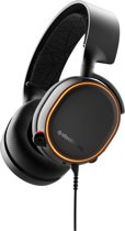 SteelSeries Arctis 5 - 7.1 Surround Sound Gaming Headset - USB - RGB - Zwart