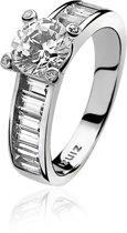 Zinzi - Zilveren Ring - Maat 58  ZIR775-58