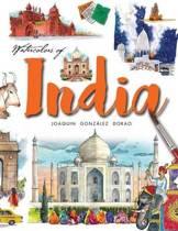 Watercolors of India
