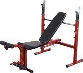 Halterbank - Best Fitness BFOB10
