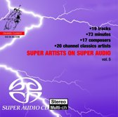 Super Audio Cd Sampler Vol. 5