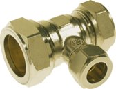 VSH knelkoppeling - T-stuk - 12 x 10 x 12 mm - 1 st
