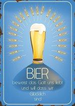 Bier beweist
