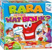 Clown Games Gezelschapsspel Rara Wat Ben Ik? Met Elektronische Console