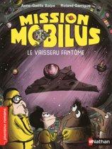 Mission Mobilus, le vaisseau fantôme - Roman Science-Fiction - De 7 à 11 ans