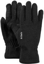 Barts Fleece handschoenen unisex zwart-M