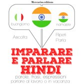 Imparare & parlare Hindi