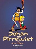 Johan en pirrewiet integraal Hc04. integrale editie 04