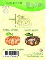 LeCrea - Doodle stempel Pumpkin 55.2458