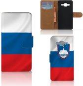 Bookstyle Case Samsung Galaxy J2 2016 Slovenië