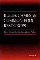 Rules, Games and Common-pool Resources