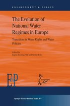 The Evolution of National Water Regimes in Europe