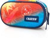 El Charro - Etui Ovaal - Hawaiian - 21 cm