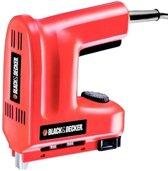 BLACK+DECKER KX418r Elektrische Tacker - Ook geschikt voor spijkers