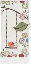 SHAGWEAR portemonnee Swing bird beige - 0560Z
