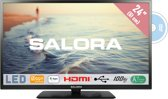 Salora 5000 series 24HDB5005 24'' HD Zwart LED TV