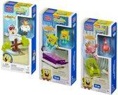 Megabloks Combi - 2 minisets van Spongebob