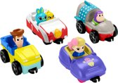 Fisher-Price Toy Story 4 Carnaval Cruisers