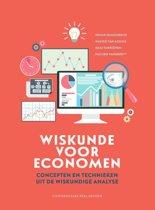 Wiskunde voor economen: concepten en technieken uit de wiskundige analyse