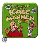 Pepermunt Blikje - Kale mannen - Kaal (incl. 70 gram pepermunt)