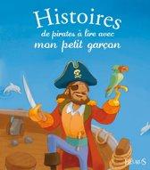 Histoires de pirates à lire avec mon petit garçon