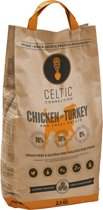 Celtic Connection - Chicken with Turkey & Sweet Potato - 2.5Kg