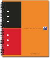 Oxford International Activebook - A5+ - notitieboek - gelijnd -  160 bladzijden
