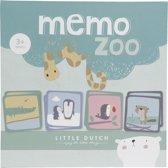 Little Dutch Memo dierentuin