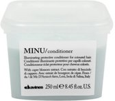 DAVINES ESSENTIAL HAIRCARE MINU CONDITIONER - GEKLEURD HAAR 250ML