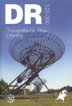 Topografische provincie atlassen - Topografische atlas van Drenthe