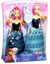 Mattel Disney Frozen Anna & Elsa of Arendelle pop