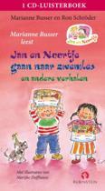 Jan en Noortje gaan naar zwemles 1 cd (luisterboek)