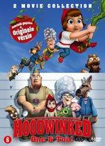 Hoodwinked Box - Hoodwinked!/Hoodwinked Too! Hood vs. Evil