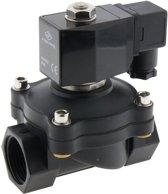 Magneetventiel DF-SA 1'' Nylon FKM 0-8bar 120V AC