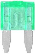 ProPlus autozekeringen mini 30A groen 6 stuks